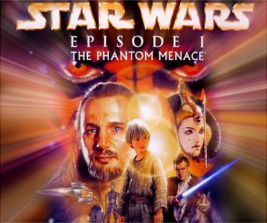 Star Wars Episode One The Phantom Menace 1999