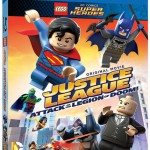 LEGO Justice League: Attack of the Legion of Doom! (2015) [Blu-Ray/DVD/Digital]