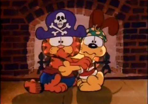 Garfield S Halloween Adventure 1985