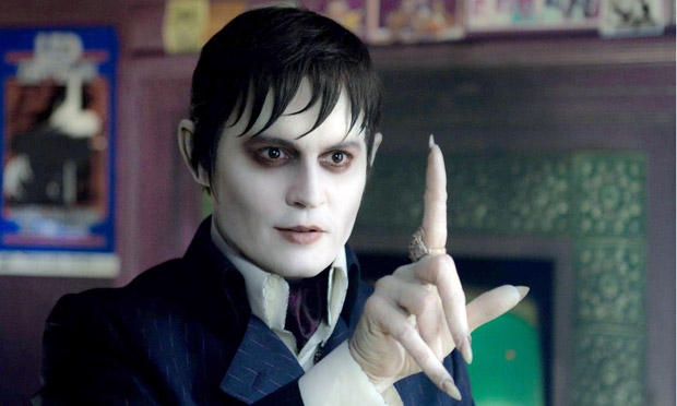 2012, DARK SHADOWS