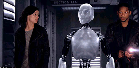 i_robot. u201c  sc 1 st  Cinema Crazed & I Robot (2004) |