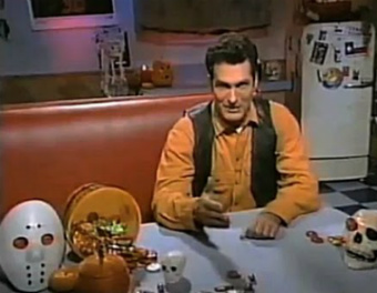 Joe Bob Friday 13th