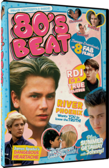 80�s beat 8 movie collection dvd