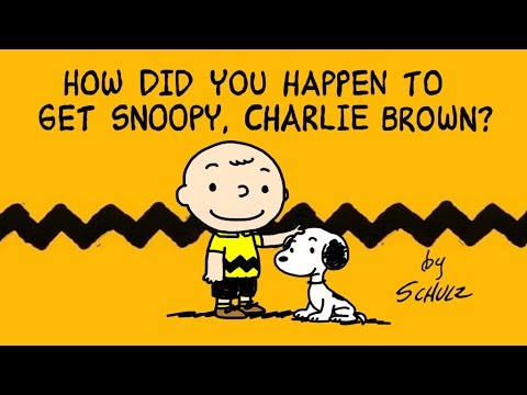 The Bootleg Files: How Did You Happen to Get Snoopy, Charlie