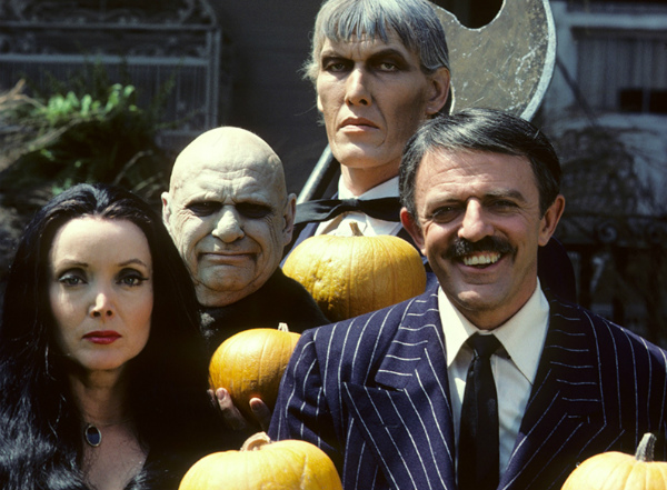 Halloween with the New Addams Family (1977) |
