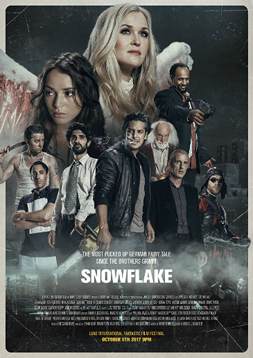Snowflake (Schneeflöckchen ) (2017) [Ithaca Fantastik Film Festival 2017]