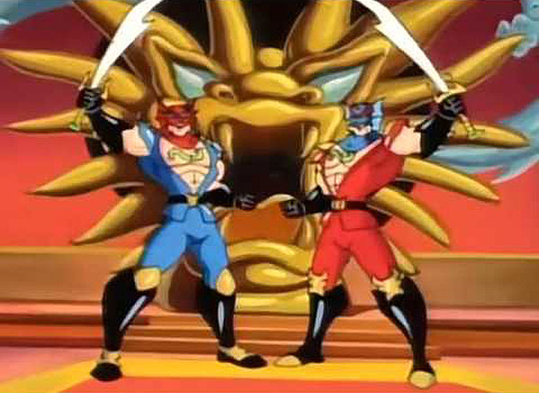 In 1993 The Double Dragon Series Tried To Expand The Game S
