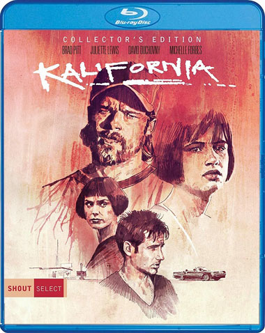 Kalifornia (1993): Collector's Edition [2 Disc Blu-Ray]