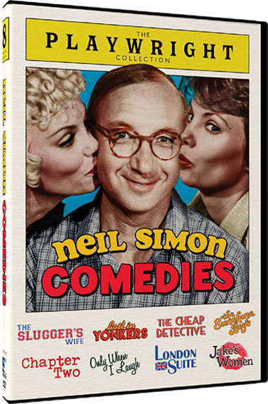 Neil Simon Comedies – The Playwright Collection (DVD)