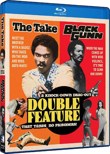 Black Gunn & The Take – Double Feature [Blu-Ray]