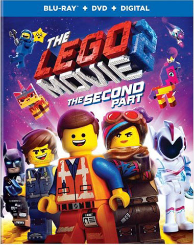 The LEGO Movie 2: The Second Part (2019) [Blu-Ray/DVD/Digital] |