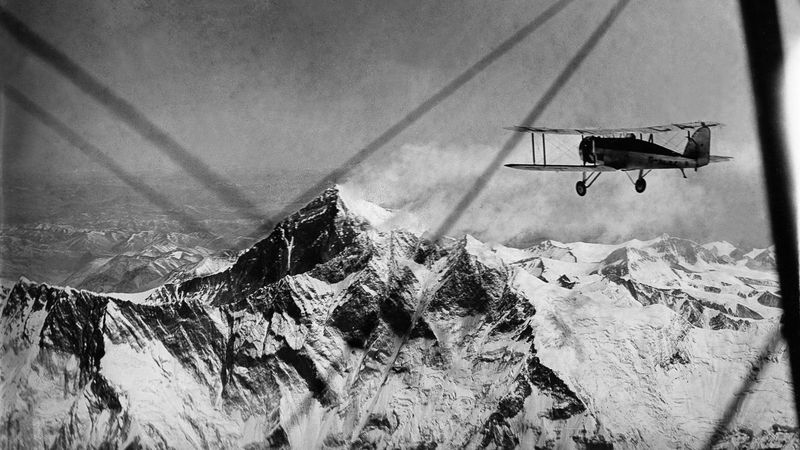 The Bootleg Files: Wings Over Everest