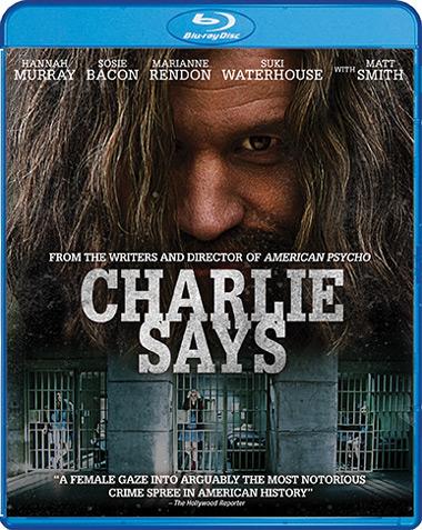 Charlie Says (2018) [Blu-Ray]
