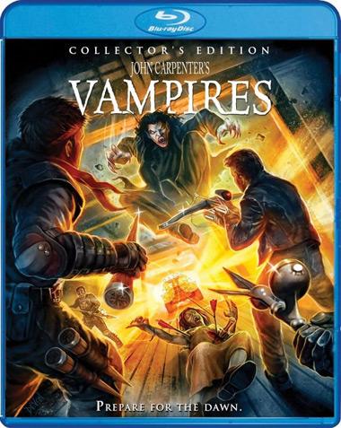 John Carpenter's Vampires (1998): Collector's Edition [Blu-Ray]