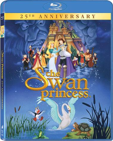 The Swan Princess (1994): 25th Anniversary [Blu-ray]