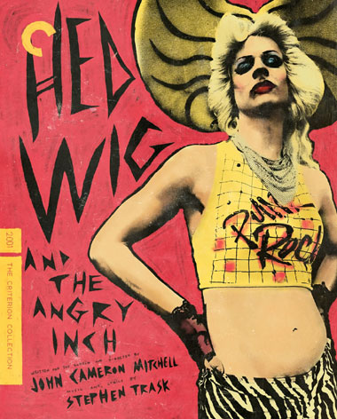 Hedwig and the Angry Inch (2001): Criterion Collection [Blu-Ray]