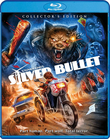 Silver Bullet (1985): Collector's Edition [Blu-Ray]