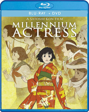 Millennium Actress (2001) [Blu-Ray/DVD]