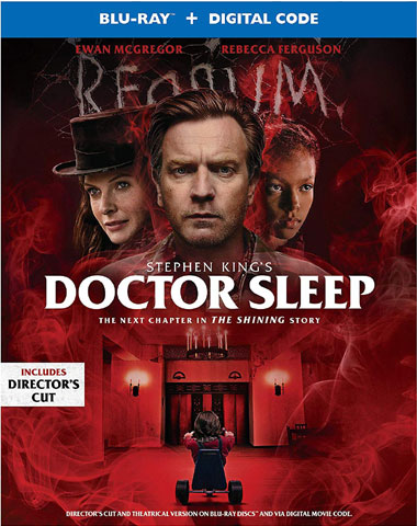 Doctor Sleep (2019) [Blu-Ray/Digital]