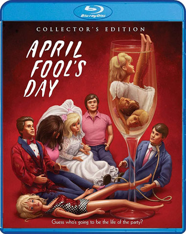 April Fool's Day (1986): Collector's Edition [Blu-Ray]