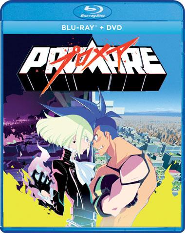 Promare (2020) [Blu-Ray/DVD]