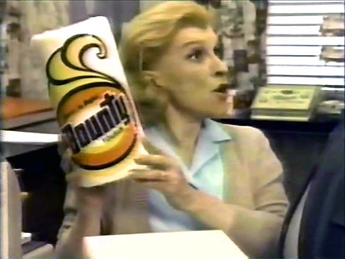 The Bootleg Files: The Nancy Walker / Bounty Paper Towel Commercials
